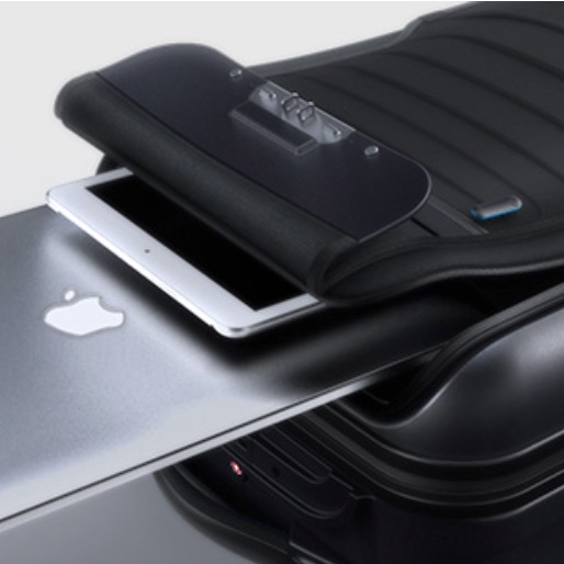 Finally! High-Tech Luggage That Cannot Be Lost