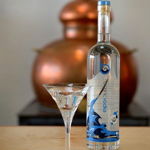 Bluewater 100 Proof Vodka Review