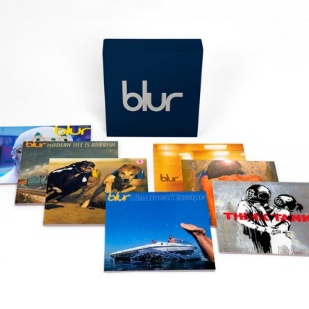 Blur Releasing 21-Disc Anniversary Box Set