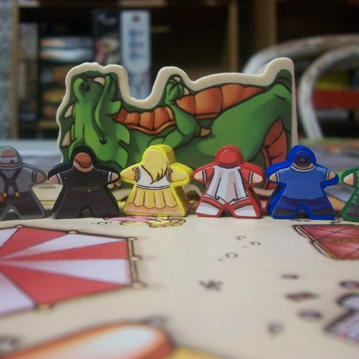 The 10 Coolest Boardgame Components