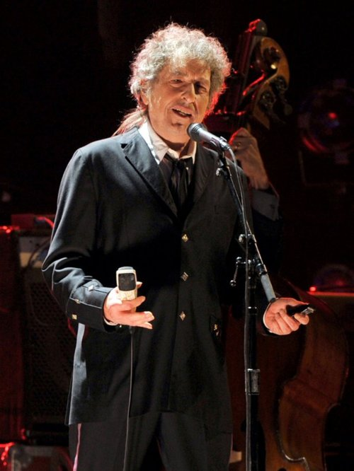 Bob Dylan Working on 35th Studio Album
