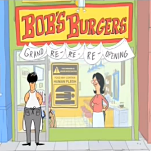 Watch <i>Bob's Burgers</i>' Original Test Pilot