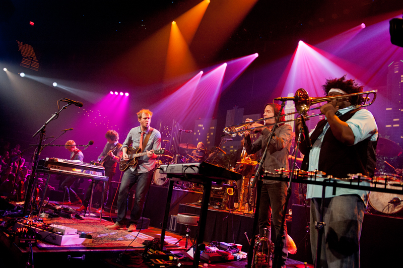 Watch Bon Iver on <i>Austin City Limits</i>