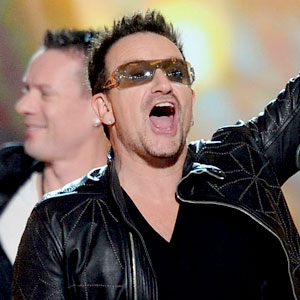 TED2013 to Feature Bono, Amanda Palmer, Peter Gabriel