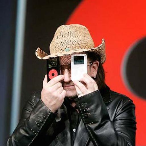 Bono Launches Surprise Attack on Apple Regarding His Nonprofit (RED)
