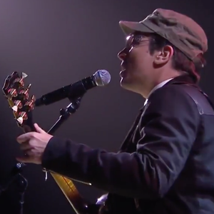 """Jimmy Fallon Steps in for Bono with a """"Desire"""" Performance for the Ages"""