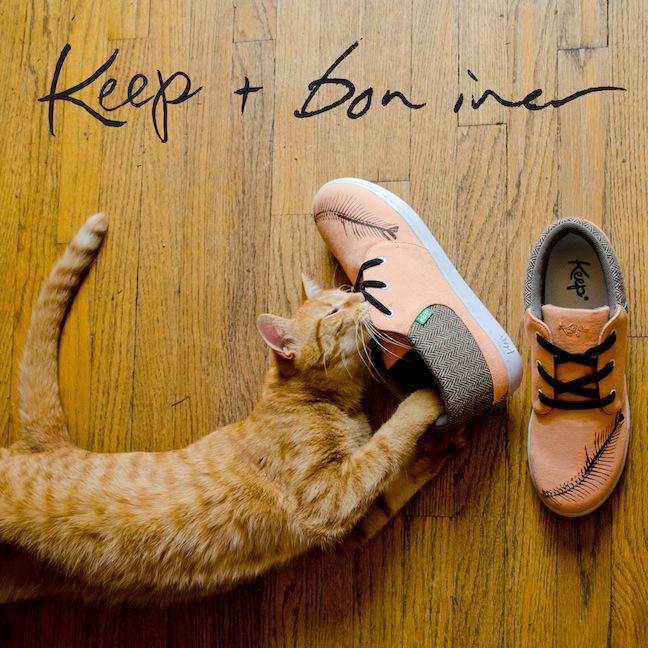 Shoe Company Unveils Bon Iver-Designed Footwear