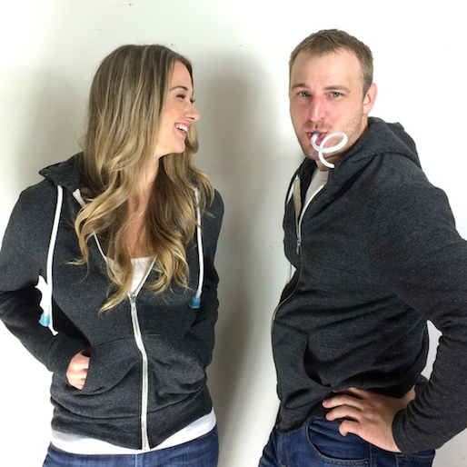 Boozie: The Hoodie with a Secret