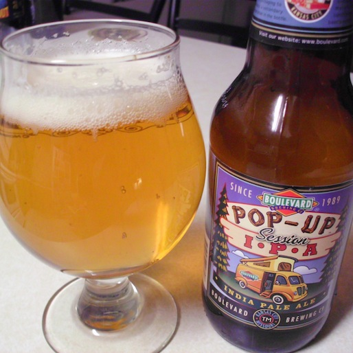 Boulevard Pop-Up Session IPA Review