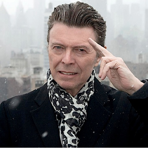 """Watch David Bowie's Noir-Style Video for """"Sue (Or in a Season of Crime)"""""""