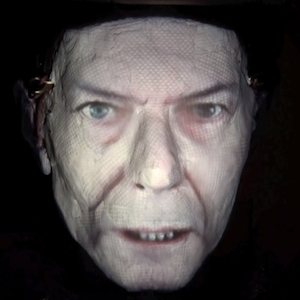 """Watch David Bowie's Spooky Video for James Murphy's """"Love is Lost"""" Remix"""