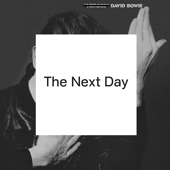 Stream David Bowie's <i>The Next Day</i>
