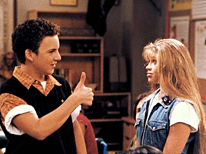 Ben Savage, Danielle Fishel Officially Sign on for <i>Boy Meets World</i> Sequel