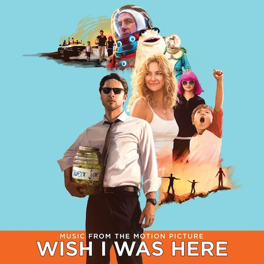Zach Braff's <i>Wish I Was Here</i> Soundtrack Features New Music From Bon Iver, The Shins