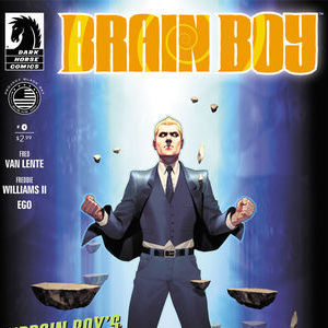 <i>Brain Boy</i> #0 by Fred Van Lente