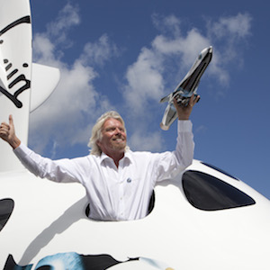 Richard Branson Says His Commercial Space Flights Will Start This Year