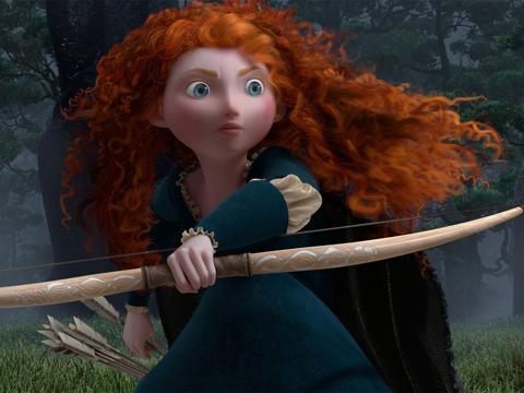 Watch a Full Scene From Pixar's <i>Brave</i>