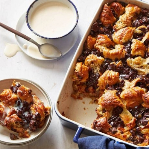 The Bread Pudding Trend Is Officially Here