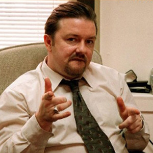 Ricky Gervais Revives &lt;i&gt;Office&lt;/i&gt; Character for YouTube Series