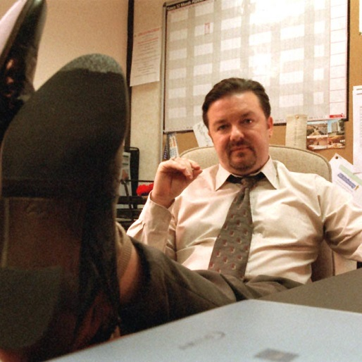 Ricky Gervais to Reprise His <i>Office</i> Role in Feature Film