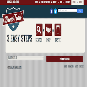 Brew Trail: Your New Favorite Tool for Planning Brewery Crawls