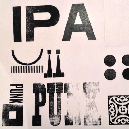 Brewdog Goes All Hipster With Letterpress Labels