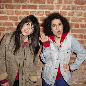 Watch Abbi and Ilana from <i>Broad City</i> Interview Carrie Brownstein, Sleater-Kinney