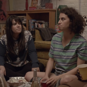"<i>Broad City</i> Review: ""Hurricane Wanda"""