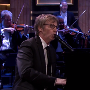 "Watch Dana Carvey Perform ""Choppin' Broccoli"" with a 12-Piece Orchestra"