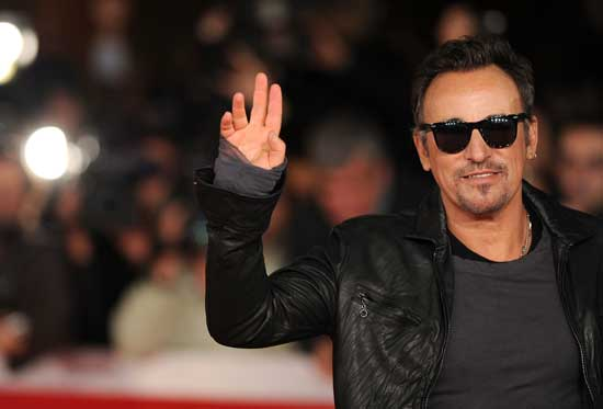 """Bruce Springsteen Premieres """"We Take Care of Our Own"""" Video"""