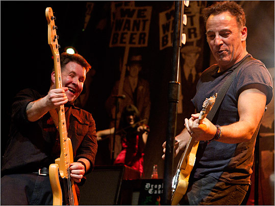 Bruce Springsteen Joins Dropkick Murphys for Charity EP