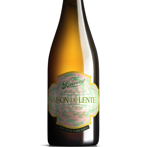 The Bruery Saison de Lente Review