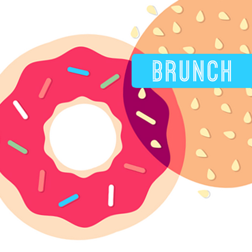 Made-Up Charts about Brunch, the Best Meal Ever