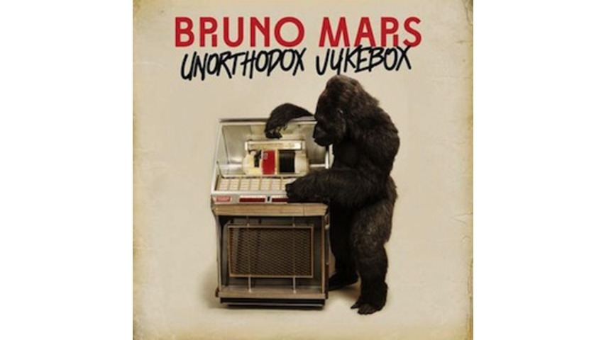 Bruno Mars: <i>Unorthodox Jukebox</i>