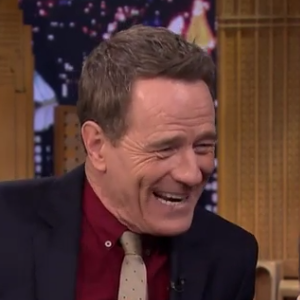 "Watch Bryan Cranston Struggle to Say ""Badonkadonk"" on <i>The Tonight Show</i>"