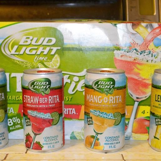 Bud Light Lime-a-Rita Fiesta Pack: America's Greatest Achievement?
