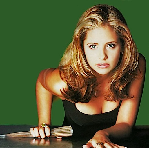 Buffy the Mid-Life Crisis Slayer