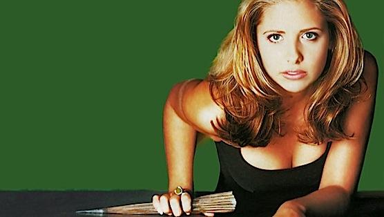 Buffy the Mid-Life Crisis Slayer