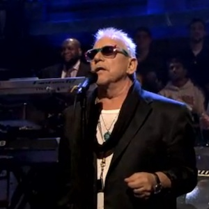 Watch Eric Burdon on <i>Fallon</i>