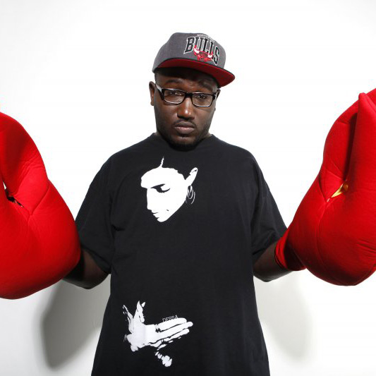 Comedy Central Signs Hannibal Buress for Multiplatform Deal
