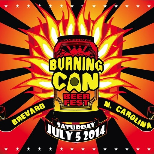 Celebrate Aluminum with Burning CAN Festival