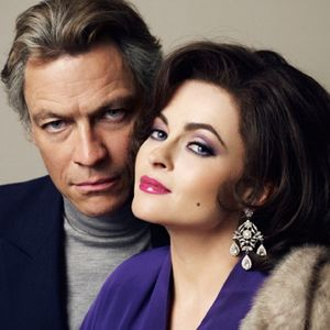 Watch Helena Bonham Carter, Dominic West in a New <i>Burton and Taylor</i> Clip