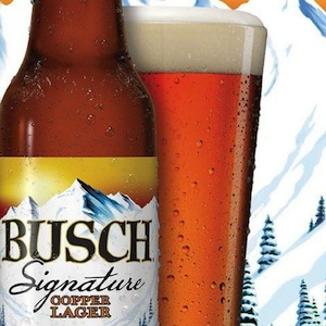 Busch Introduces First New Beer In 15 Years