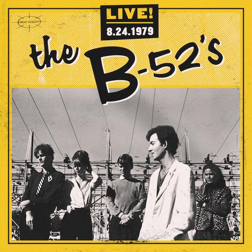 The B-52's To Release 1979 Live Album <i>Live! 8-24-1979</i>