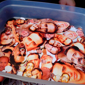Behold the Greatest Nicolas Cage Prank Ever Pulled