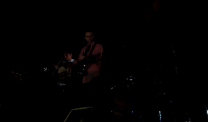 Watch Calexico Perform Through a Blackout