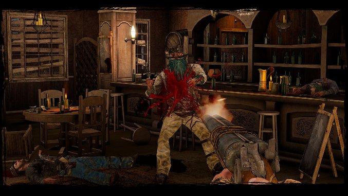 <em>Call of Juarez: Gunslinger</em> Review (Multi-Platform)