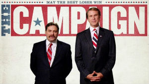 Check Out Two New Posters for <i>The Campaign</i>