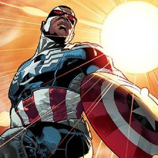 Falcon to Take Over as Next Captain America, Iron Man Gets a New Suit