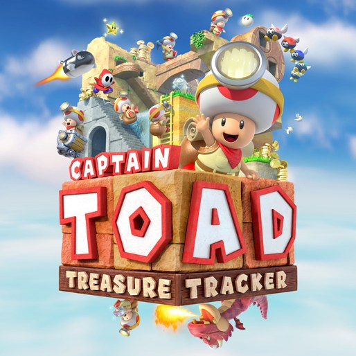 <em>Captain Toad: Treasure Tracker</em>—Toad's Wild Ride